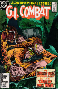 Cover Thumbnail for G.I. Combat (DC, 1957 series) #288 [Direct Sales]