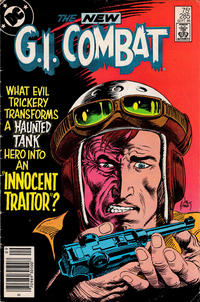 Cover Thumbnail for G.I. Combat (DC, 1957 series) #285 [Newsstand]