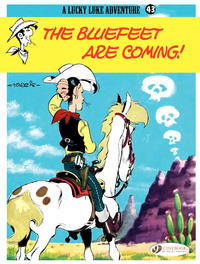 Cover Thumbnail for A Lucky Luke Adventure (Cinebook, 2006 series) #43 - The Bluefeet Are Coming!