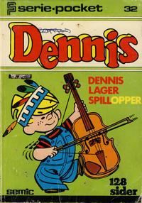 Cover Thumbnail for Serie-pocket (Semic, 1977 series) #32