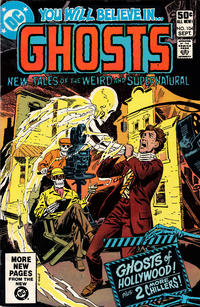 Cover Thumbnail for Ghosts (DC, 1971 series) #104 [Direct]