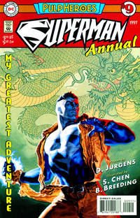 Cover Thumbnail for Superman Annual (DC, 1987 series) #9 [Direct Sales Variant]