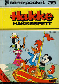 Cover Thumbnail for Serie-pocket (Semic, 1977 series) #39