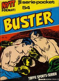Cover Thumbnail for Serie-pocket (Semic, 1977 series) #54