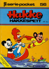 Cover Thumbnail for Serie-pocket (Semic, 1977 series) #56