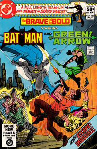 Cover Thumbnail for The Brave and the Bold (DC, 1955 series) #168 [Direct]