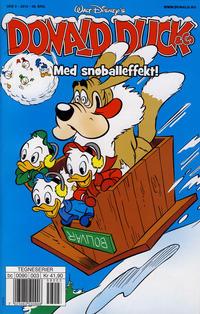 Cover Thumbnail for Donald Duck & Co (Hjemmet / Egmont, 1948 series) #3/2015