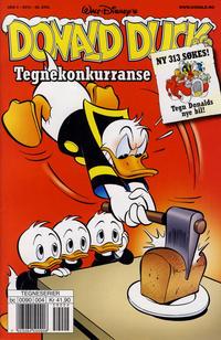 Cover Thumbnail for Donald Duck & Co (Hjemmet / Egmont, 1948 series) #4/2015