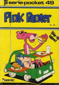Cover Thumbnail for Serie-pocket (Semic, 1977 series) #49 [1. opplag]