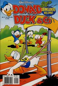 Cover Thumbnail for Donald Duck & Co (Hjemmet / Egmont, 1948 series) #17/2002