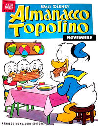 Cover Thumbnail for Almanacco Topolino (Arnoldo Mondadori Editore, 1957 series) #59