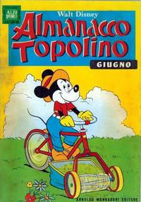 Cover Thumbnail for Almanacco Topolino (Arnoldo Mondadori Editore, 1957 series) #150