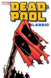 Cover Thumbnail for Deadpool Classic (Marvel, 2008 series) #8