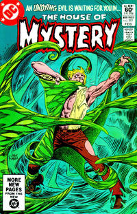 Cover Thumbnail for House of Mystery (DC, 1951 series) #301 [Direct]
