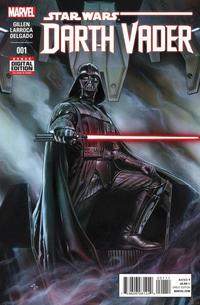 Cover Thumbnail for Darth Vader (Marvel, 2015 series) #1 [Adi Granov Cover]