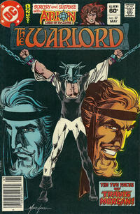 Cover for Warlord (DC, 1976 series) #57 [Direct Sales]
