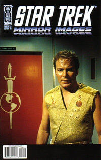 Cover Thumbnail for Star Trek: Mirror Images (IDW, 2008 series) #2 [Retailer Incentive Photo Cover]