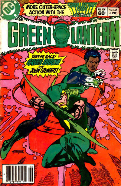 Cover for Green Lantern (DC, 1976 series) #165 [Direct-Sales]