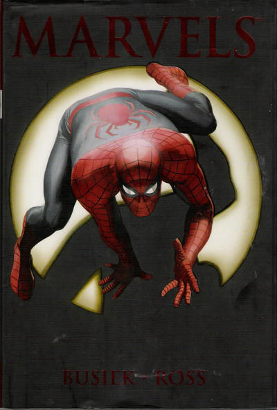 Cover for Marvels (Marvel, 2008 series)  [Premiere Edition]