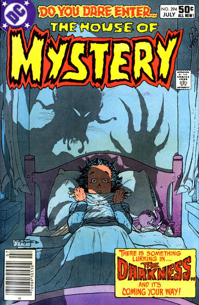 Cover for House of Mystery (DC, 1951 series) #294 [Direct Sales]