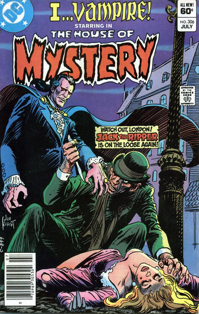Cover for House of Mystery (DC, 1951 series) #306 [Direct Sales]