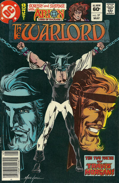 Cover for Warlord (DC, 1976 series) #57 [direct]