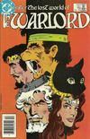 Cover Thumbnail for Warlord (1976 series) #76 [Newsstand]