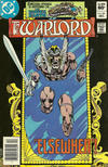 Cover for Warlord (DC, 1976 series) #64 [Newsstand]