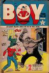 Cover for Boy Comics (Lev Gleason, 1942 series) #63