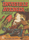 Cover for Invisible Avenger (Magazine Management, 1950 series) #10