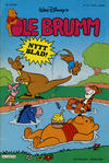 Cover for Ole Brumm (Hjemmet, 1981 series) #3/1981