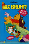 Cover for Ole Brumm (Hjemmet, 1981 series) #4/1981