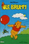 Cover for Ole Brumm (Hjemmet, 1981 series) #6/1981