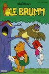 Cover for Ole Brumm (Hjemmet, 1981 series) #9/1981