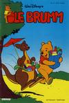 Cover for Ole Brumm (Hjemmet, 1981 series) #1/1982