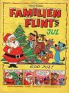 Cover for Familien Flints jul (Allers Forlag, 1963 series) #1964