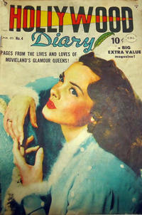 Cover Thumbnail for Hollywood Diary (Bell Features, 1950 series) #4