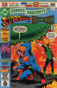 Cover Thumbnail for DC Comics Presents (DC, 1978 series) #26 [Direct]