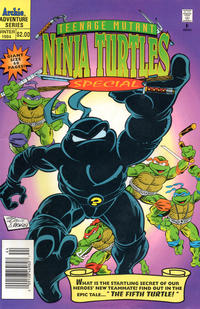 Cover Thumbnail for Teenage Mutant Ninja Turtles Giant Size Special (Archie, 1993 series) #11 [Newsstand]