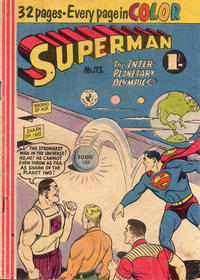 Cover Thumbnail for Superman (K. G. Murray, 1947 series) #115