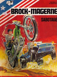 Cover Thumbnail for Brock-magerne (Winthers Forlag, 1979 series) #2 - Sabotage