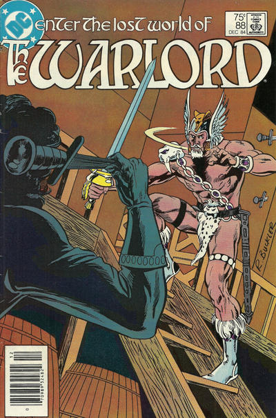 Cover for Warlord (DC, 1976 series) #88 [direct]