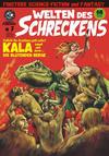 Cover for Welten des Schreckens (Weissblech Comics, 2009 series) #7