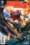 Cover for Worlds' Finest (DC, 2012 series) #31