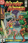 Cover for Wonder Woman (DC, 1942 series) #278 [Direct Sales]