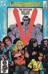 Cover for V (DC, 1985 series) #1 [Direct]