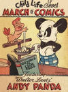 Cover for Boys' and Girls' March of Comics (Western, 1946 series) #5 [Child Life Shoes]