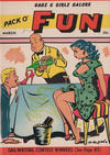 Cover for Pack O' Fun (Magna Publications, 1942 series) #v7#2