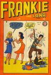 Cover for Frankie and Lana Comics (Bell Features, 1949 series) #14