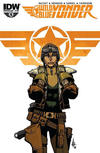 Cover for Wild Blue Yonder (IDW, 2013 series) #6